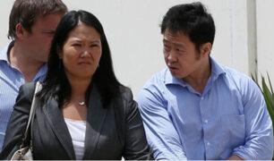 GFK: Desaprobación de Keiko Fujimori alcanza el 55%