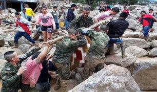 Colombia: se intensifican labores de búsqueda y rescate en Mocoa