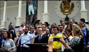 """Venezuela: Diputados removerán a magistrados """"que dieron golpe de Estado"""""""