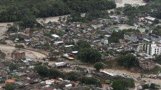 Tragedia en Colombia: sube a 254 la cifra de fallecidos por avalancha