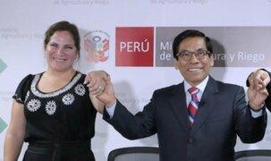 Minagri denunció penalmente a ex viceministra Eufrosina Santa María