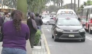 Callao: asaltan a taxistas que usan aplicativos de celular