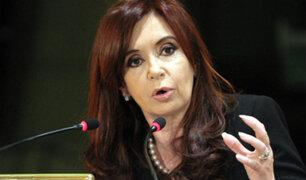 Argentina: Cristina Fernández posee 14 propiedades sin declarar