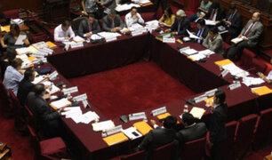 Comisión de Constitución recomienda derogar decreto sobre crímenes de odio