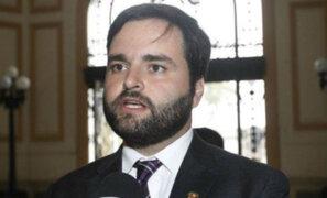 FP denuncia a congresista Albeto de Belaunde ante la Comisión de Ética