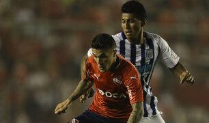 Alianza Lima igualó 0-0 ante Independiente por Copa Sudamericana
