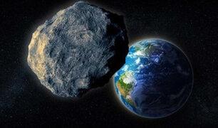 NASA: asteroide de 650 metros se aproximará a la Tierra el 19 de abril
