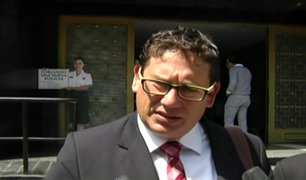 Fiscal decidió archivar denuncia contra periodista Jaime Chincha