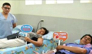 Hospital del Niño: menores aún necesitan donantes de sangre