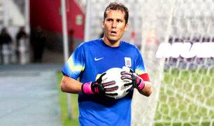 Leao Butrón es comparado con Gianluigi Buffon tras su buena actuación ante Independiente