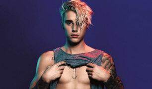 Justin Bieber desata histeria colectiva entre adolescentes