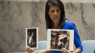 EEUU amenaza con una acción unilateral en Siria