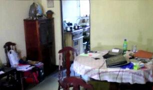 Santa Beatriz: policía interviene vivienda por error