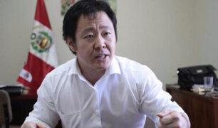 El nuevo amanecer de Kenji: renunció a Fuerza Popular tras declaraciones de Barata