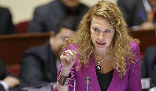Fiscal afirma que Eliane Karp conocía actividades ilícitas de Alejandro Toledo