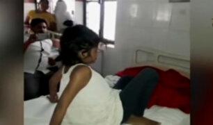 El impactante caso de una niña que fue hallada en un bosque viviendo entre monos
