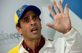Henrique Capriles denuncia que fue inhabilitado 15 años por gobierno de Nicolás Maduro