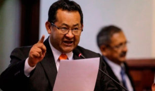 Congresista Ramírez se rectificó por comentario sobre el Alzheimer