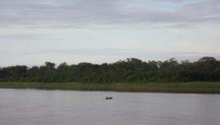 COEN: cuatro ríos de la Amazonía en alerta roja por intensas lluvias