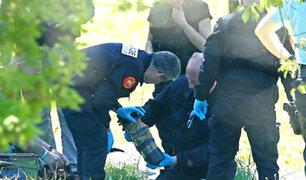 Francia: miles celebran desarme de organización terrorista ETA