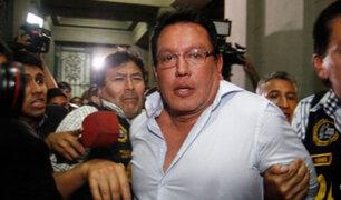Félix Moreno sería trasladado al penal Piedras Gordas
