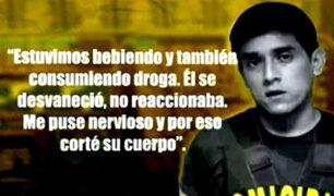 Caso José Yactayo: asesino capturado y confeso