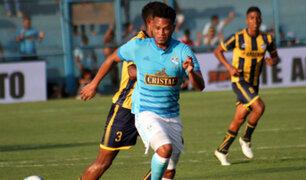 Sporting Cristal venció 1-0 a Sport Rosario por Torneo de Verano