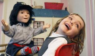 Construyen robot que ayuda a niños con autismo a comunicarse en Inglaterra