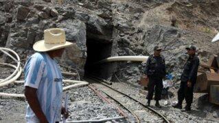 Puno: cuatro mineros mueren tras derrumbe dentro de socavón en La Rinconada
