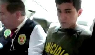 Wilfredo Zamora revela por qué descuartizó cuerpo de José Yactayo