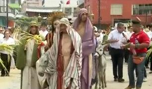Así celebró el mundo el inicio de la Semana Santa