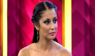 Karla Tarazona se confiesa y aclara supuesto affaire con Paolo Guerrero
