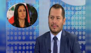 Exprocurador Salas: revelación de pago a Lula da Silva tendrá implicancia en caso Nadine Heredia