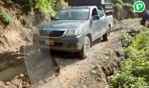"""Piura: varias vías aún se encuentran afectadas tras la emergencia por """"El Niño Costero"""""""