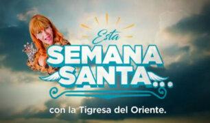 Twitter: La Tigresa del Oriente arrasa en este comercial para Latinoamérica [VIDEO]