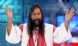 """'Cristo Cholo': """"Nuestro Vía Crucis está en la cúspide y todo el mundo lo ve"""""""