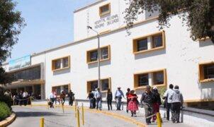 Denuncian que joven fue violada dentro de hospital Honorio Delgado en Arequipa