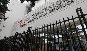 Contraloría iniciará investigaciones por compras en el Congreso de la República