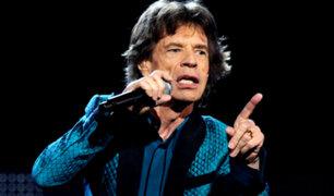 Mick Jagger cumple 75 años y mantiene su vitalidad