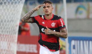 Flamengo: Paolo Guerrero comandará ataque ante San Lorenzo por Libertadores
