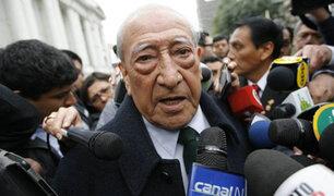Isaac Humala: Pago de Odebrecht no es soborno, es colaboración ideológica