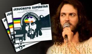 """Jesús de Nazaret y el rock: los 47 años de la ópera """"Jesucristo Superstar"""""""