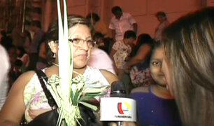 Centro de Lima: fieles realizaron recorrido por las siete iglesias