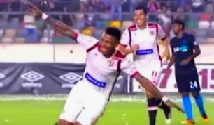 Universitario goleó 3-0 a Alianza Lima en el debut de Troglio