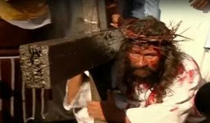 Lima revivió intensamente la vida, pasión y muerte de Cristo