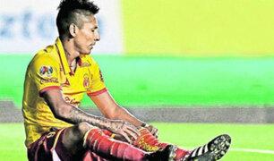 Raúl Ruidíaz sufrió lesión que preocupa a hinchas