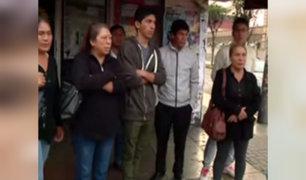 Santa Beatriz: joven ingeniero muere tras ser arrollado por vehículo