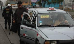 Ladrones realizaban servicio de colectivo para robar a pasajeros