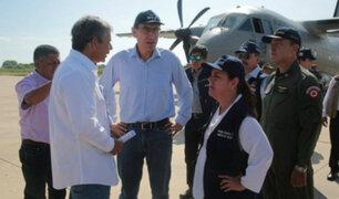 Piura: ministra Patricia García supervisa acciones contra el dengue