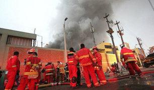 Familia de bomberos caídos en servicio recibirán hasta 200 mil soles